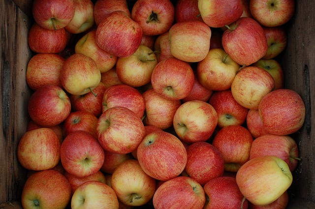 La peau des fruits comestibles